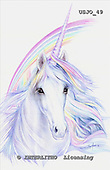 Marie, REALISTIC ANIMALS, REALISTISCHE TIERE, ANIMALES REALISTICOS, paintings+++++,USJO49,#A# ,Joan Marie unicorn