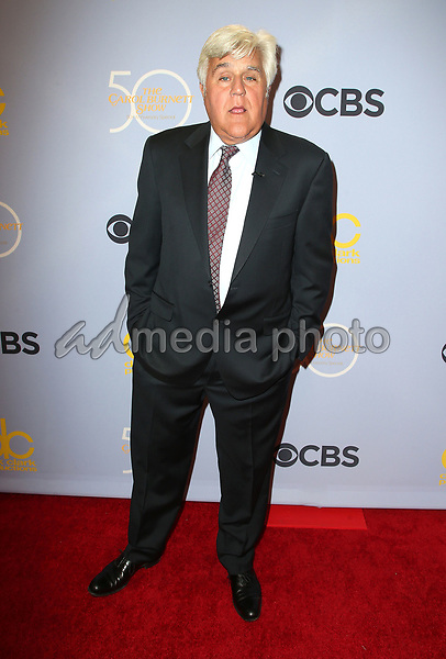 "04 October 2017 - Los Angeles, California - Jay Leno. CBS ""The Carol Burnett Show 50th Anniversary Special"". Photo Credit: F. Sadou/AdMedia"