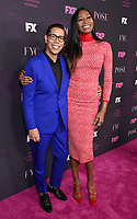 """LOS ANGELES - JUNE 1: (L-R) Co-Creator/Executive Producer/Writer Steven Canals and cast member Dominique Jackson attend the FYC Event for Fox 21 TV Studios & FX Networks """"Pose"""" at The Hollywood Athletic Club on June 1, 2019 in Los Angeles, California. (Photo by Stewart Cook/FX/PictureGroup)"""