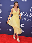 Paola Galindo 107 attends the American Film Institute's 47th Life Achievement Award Gala Tribute To Denzel Washington at Dolby Theatre on June 6, 2019 in Hollywood, California