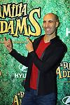 Premiere Barcelona La Familia Addams.<br /> Javier Canales.