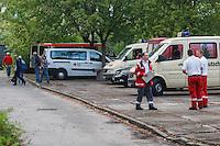 13-08-19 Hellersdorf Ankunft Asylbewerber