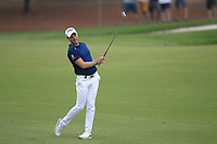 Danny Willett (ENG) on the 18th fairway during the 3rd round of the DP World Tour Championship, Jumeirah Golf Estates, Dubai, United Arab Emirates. 17/11/2018<br /> Picture: Golffile | Fran Caffrey<br /> <br /> <br /> All photo usage must carry mandatory copyright credit (© Golffile | Fran Caffrey)