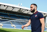 Bolton Wanderers' Erhun Oztumer pictured before the match<br /> <br /> Photographer Andrew Kearns/CameraSport<br /> <br /> The EFL Sky Bet Championship - Blackburn Rovers v Bolton Wanderers - Monday 22nd April 2019 - Ewood Park - Blackburn<br /> <br /> World Copyright © 2019 CameraSport. All rights reserved. 43 Linden Ave. Countesthorpe. Leicester. England. LE8 5PG - Tel: +44 (0) 116 277 4147 - admin@camerasport.com - www.camerasport.com