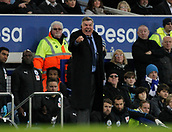 2nd December 2017, Goodison Park, Liverpool, England; EPL Premier League football, Everton versus Huddersfield Town; Everton manager Sam Allardyce takes charge of his first game after signing an 18 month contract this week