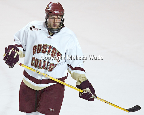 Tim Filangieri - Boston College defeated Princeton University 5-1 on Saturday, December 31, 2005 at Magness Arena in Denver, Colorado to win the Denver Cup.  It was the first meeting between the two teams since the Hockey East conference began play.