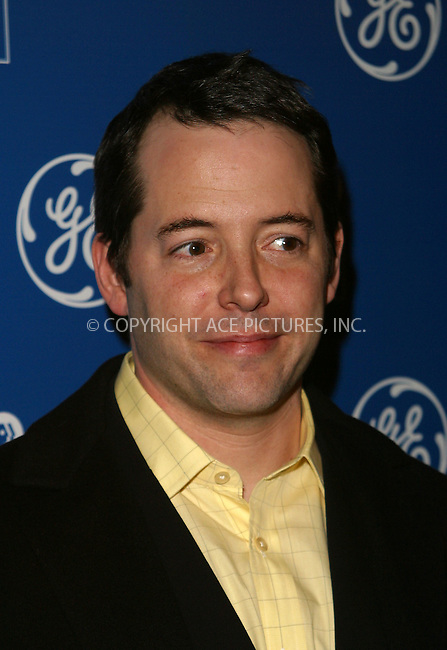 """Matthew Broderick at the screening for PBS Series """"Freedom: A History of US."""" Presented by GE, the 8-part miniseries will be aired nationwide on starting Sunday, January 12. New York, January 9, 2003. Please byline: Alecsey Boldeskul/NY Photo Press.   ..*PAY-PER-USE*      ....NY Photo Press:  ..phone (646) 267-6913;   ..e-mail: info@nyphotopress.com"""
