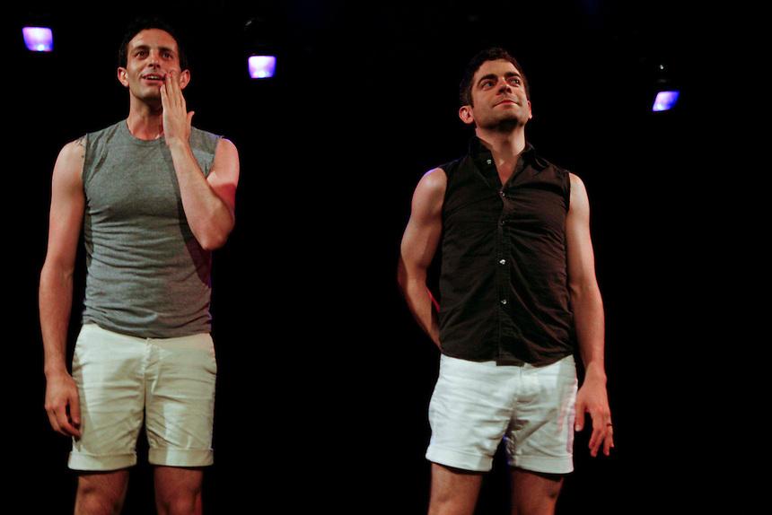 Joshua Lubin-Levy and Jack Ferver | Performance Space 122 | NY, NY | 2011
