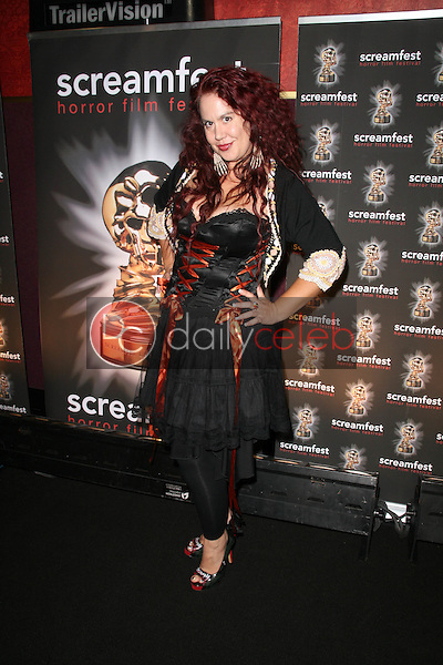 Fileena Bahris<br /> at a screening of &quot;Psych 9&quot; as part of Screamfest, Chinese 6, Hollywood, CA. 10-12-10<br /> David Edwards/DailyCeleb.Com 818-249-4998