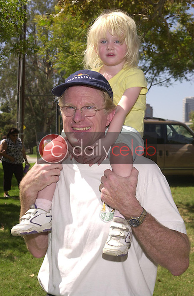 Ed Begley Jr. and daughter Hayden