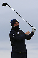 Andy Sullivan (ENG) on the 16th tee during round 4 of the Alfred Dunhill Links Championship at Old Course St. Andrew's, Fife, Scotland. 07/10/2018.<br /> Picture Thos Caffrey / Golffile.ie<br /> <br /> All photo usage must carry mandatory copyright credit (&copy; Golffile | Thos Caffrey)