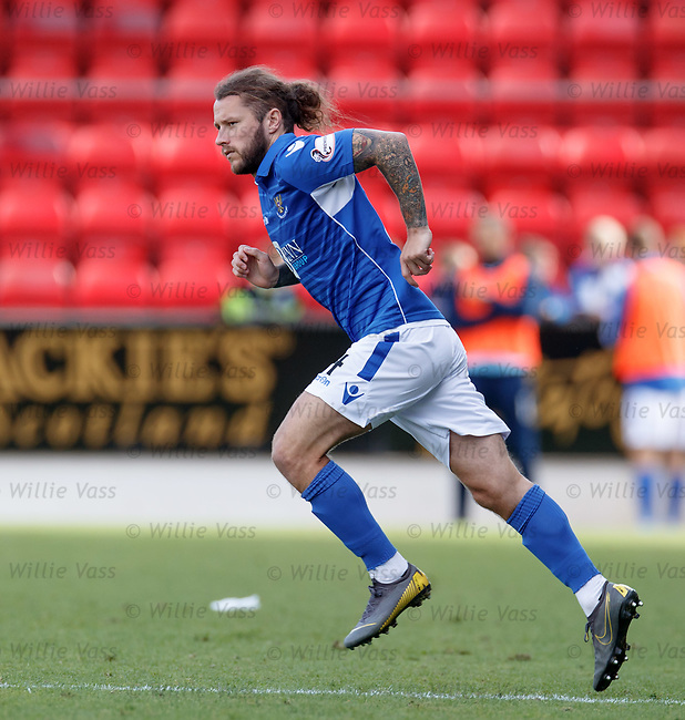 Stevie May, St Johnstone