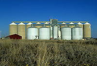 silos industriali in Sudafrica