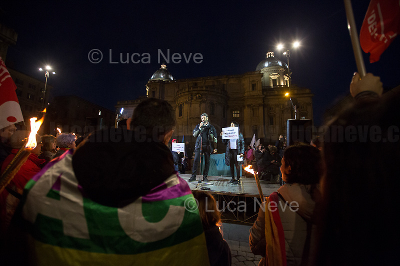 (From L to R) Syrian and Iranian citizens.<br />