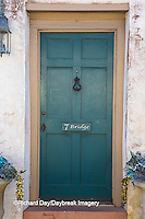 63412-01107 Blue door in St Augustine, FL