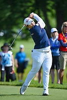 Ariya Jutanugarn (THA) watches her tee shot on 12 during the round 1 of the KPMG Women's PGA Championship, Hazeltine National, Chaska, Minnesota, USA. 6/20/2019.<br /> Picture: Golffile | Ken Murray<br /> <br /> <br /> All photo usage must carry mandatory copyright credit (© Golffile | Ken Murray)