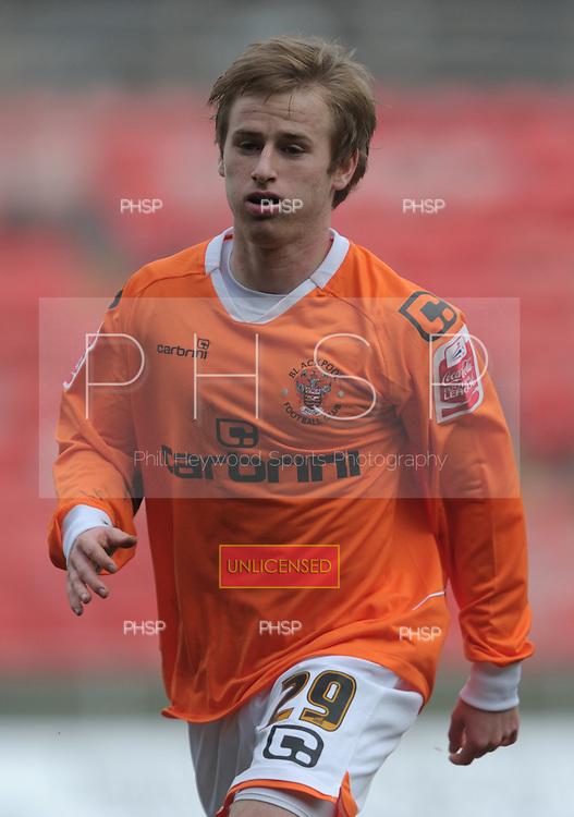 20/03/2010 Blackpool v Crystal Palace Coca Cola Championship......© Phill Heywood.