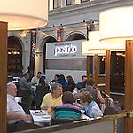 Customers, Postrio Restaurant, Las Vegas, Nevada