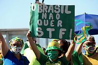 21/06/2020 - ATO PRÓ BOLSONARO NO RIO DE JANEIRO