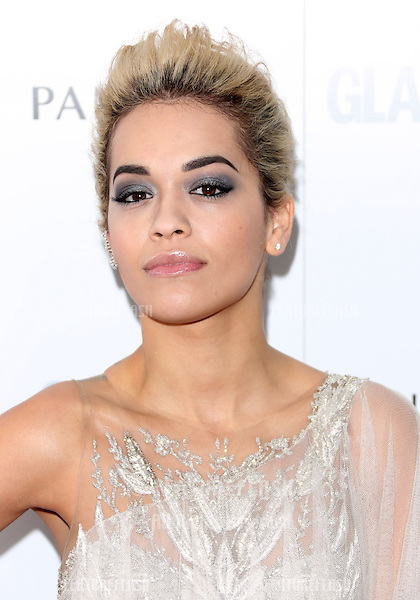 Rita Ora arriving for the 013 Glamour Women of The Year Awards, Berkeley Square, London. Picture by: Henry Harris / Featureflash