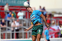 Ben Turner of Notts County before Ebbsfleet United vs Notts County, Vanarama National League Football at The Kuflink Stadium on 24th August 2019