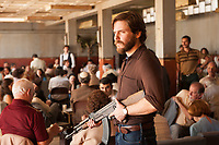 7 Days in Entebbe (2018) <br /> Daniel Bruhl<br /> *Filmstill - Editorial Use Only*<br /> CAP/MFS<br /> Image supplied by Capital Pictures