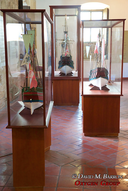 Ship Models, Museum Of The Royal Houses