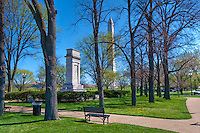 "John Paul Jones, monument, Washington, D.C. ""I have not yet begun to fight"""