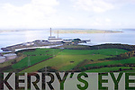 Tarbert, ESB Power Station, Shannon Ferry, Moneypoint, Tarbert Landbank, County Kerry: Aerial Photos Of North Kerry County Cork and County Limerick Taken on Saturday 20th October By Kerry Kennelly Padraig Kennelly and Con Dennehy