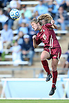 03 November 2013: Boston College's Kate McCarthy. The University of North Carolina Tar Heels hosted the Boston College Eagles at Fetzer Field in Chapel Hill, NC in a 2013 NCAA Division I Women's Soccer match and the quarterfinals of the Atlantic Coast Conference tournament. North Carolina won the game 1-0.