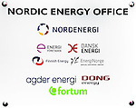 BRUSSELS - BELGIUM - 28 November 2016 -- Inauguration of the Nordic Energy Office. Logos.--  -- PHOTO: Juha ROININEN / EUP-IMAGES