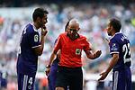 Referee Gonzalez Fuertes during La Liga match. Aug 24, 2019. (ALTERPHOTOS/Manu R.B.)