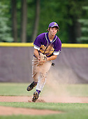 Mike Hackett of the Pavilion Golden Gophers during the Section V Class-C crossover game against the Keshequa Indians on June 3, 2007.  (Copyright Mike Janes Photography)