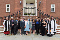 2016 May 21 Evensong with Conferral of Diplomas, Awards and Certificates Berkeley Divinity School