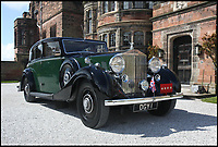 BNPS.co.uk (01202 558833)<br /> Pic: CheshireClassicCars/BNPS<br /> <br /> If cars had ears...<br /> <br /> A historic Rolls-Royce belonging to Field Marshall Bernard Montgomery that was used to ferry King George VI, General Eisenhower and Winston Churchill between secret D-Day planning meetings has emerged for sale. <br /> <br /> In the throes of the Second World War the handsome 1936 Phantom III operated as Montgomery's staff car while he was based at Southwick House near Portsmouth alongside Eisenhower. <br /> <br /> It was in the 'map room' at Southwick House that the Allied invasion of Normandy was plotted. <br /> <br /> In recent years the car has been in the hands of a private owner who has now offered it for sale through Cheshire Classic Cars for &pound;200,000.