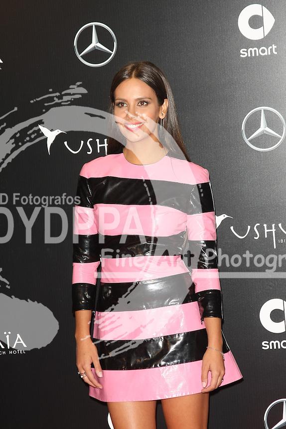 Spanish tv conducter Cristina Pedroche
