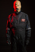 SLIPKNOT - unknown percussionist - Photosession in Las Vegas NV USA - 15 May 2019.  Photo credit: Paul Harries/IconicPix