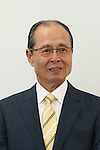 Sadaharu Oh, SEPTEMBER 29, 2015 : The first meeting of the Tokyo 2020 Emblems Selection Committee is held in Tokyo, Japan. This committee initiated the selection of the new Olympic and Paralympic Games emblems. (Photo by Yohei Osada/AFLO SPORT)