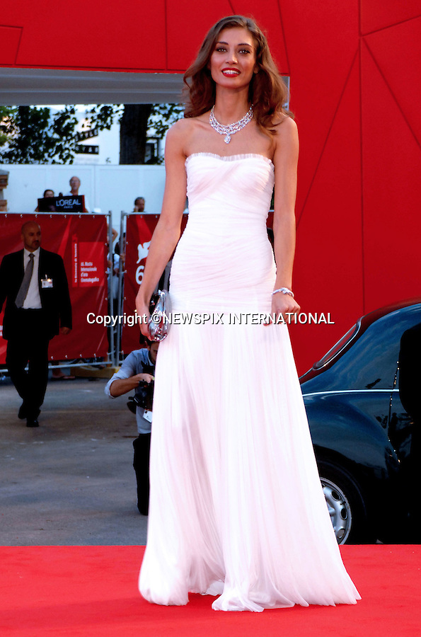 """MARGARETH MADE.at the  66th Venice Film Festival , Venice_02/09/2009.Mandatory Credit Photo: ©NEWSPIX INTERNATIONAL..**ALL FEES PAYABLE TO: """"NEWSPIX INTERNATIONAL""""**..IMMEDIATE CONFIRMATION OF USAGE REQUIRED:.Newspix International, 31 Chinnery Hill, Bishop's Stortford, ENGLAND CM23 3PS.Tel:+441279 324672  ; Fax: +441279656877.Mobile:  07775681153.e-mail: info@newspixinternational.co.uk"""
