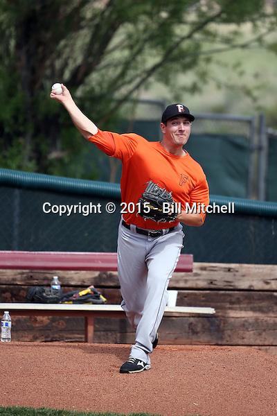 Asher Wojciechowski -2015 Fresno Grizzlies (Bill Mitchell)