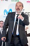 Antonio Resines attends to presentation of new comedian schedule of #0 during FestVal in Vitoria, Spain. September 06, 2018. (ALTERPHOTOS/Borja B.Hojas)