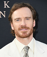 "04 June 2019 - Hollywood, California - Michael Fassbender. ""Dark Phoenix"" Los Angeles Premiere held at TCL Chinese Theatre. <br /> CAP/ADM/BT<br /> ©BT/ADM/Capital Pictures"