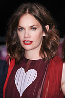 "Ruth Wilson<br /> arriving for the London Film Festival 2017 screening of ""Dark River"" at the Odeon Leicester Square, London<br /> <br /> <br /> ©Ash Knotek  D3323  07/10/2017"