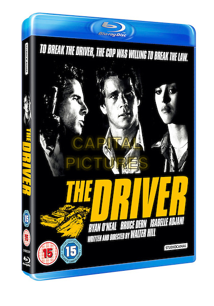 BLU RAY COVER ART<br /> in The Driver (1978) <br /> *Filmstill - Editorial Use Only*<br /> CAP/NFS<br /> Image supplied by Capital Pictures