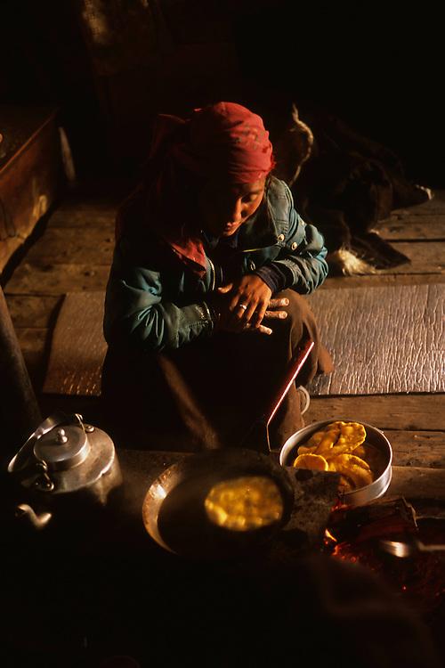Phu, Nepal, 2008