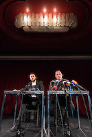 2016/02/09 Politik | Yanis Varoufakis | Pressekonferenz | DiEM