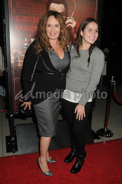 """27 October 2015 - Beverly Hills, California - Catherine Bach. """"Trumbo"""" Los Angeles Premiere held at the AMPAS Samuel Goldwyn Theater. Photo Credit: Byron Purvis/AdMedia"""