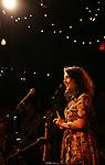 Tatiana Eva-Maria performs at the New York Hot Jazz Festival own September 30, 2018 at The McKittrick Hotel in New York City.