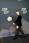 Lionel Messi (ARG) auf dem roten Teppich (Andreas Meier/EQ Images)