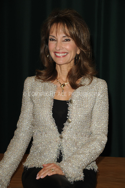 WWW.ACEPIXS.COM . . . . . ....April 12 2011, Los Angeles....Actress Susan Lucci at a signing for her book 'All My Life' at Barnes & Noble at The Americana on April 12, 2011 in Glendale, CA ....Please byline: PETER WEST - ACEPIXS.COM....Ace Pictures, Inc:  ..(212) 243-8787 or (646) 679 0430..e-mail: picturedesk@acepixs.com..web: http://www.acepixs.com